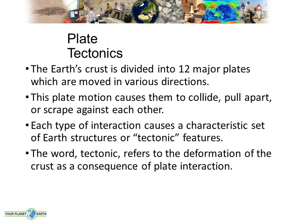 There are three styles of convergent plate boundaries Continent-continent collision Continent-oceanic crust collision Ocean-ocean collision Convergent Boundaries