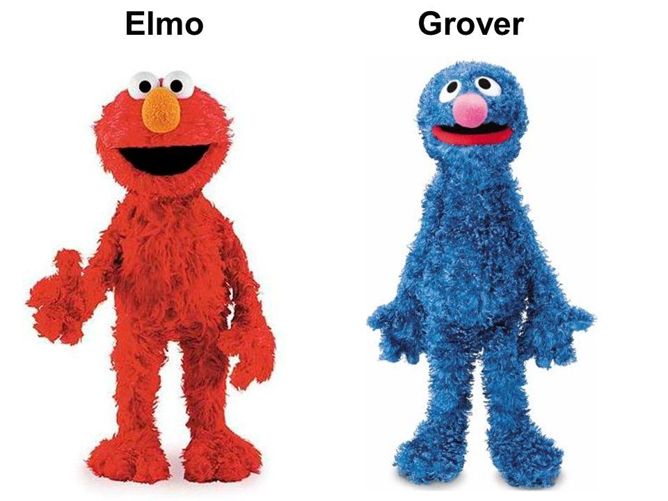 ElmoGrover