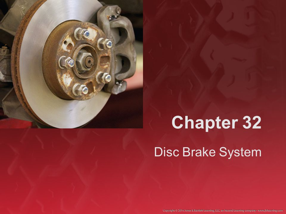 Introduction (1 of 2) Disc brakes use friction to create braking power.
