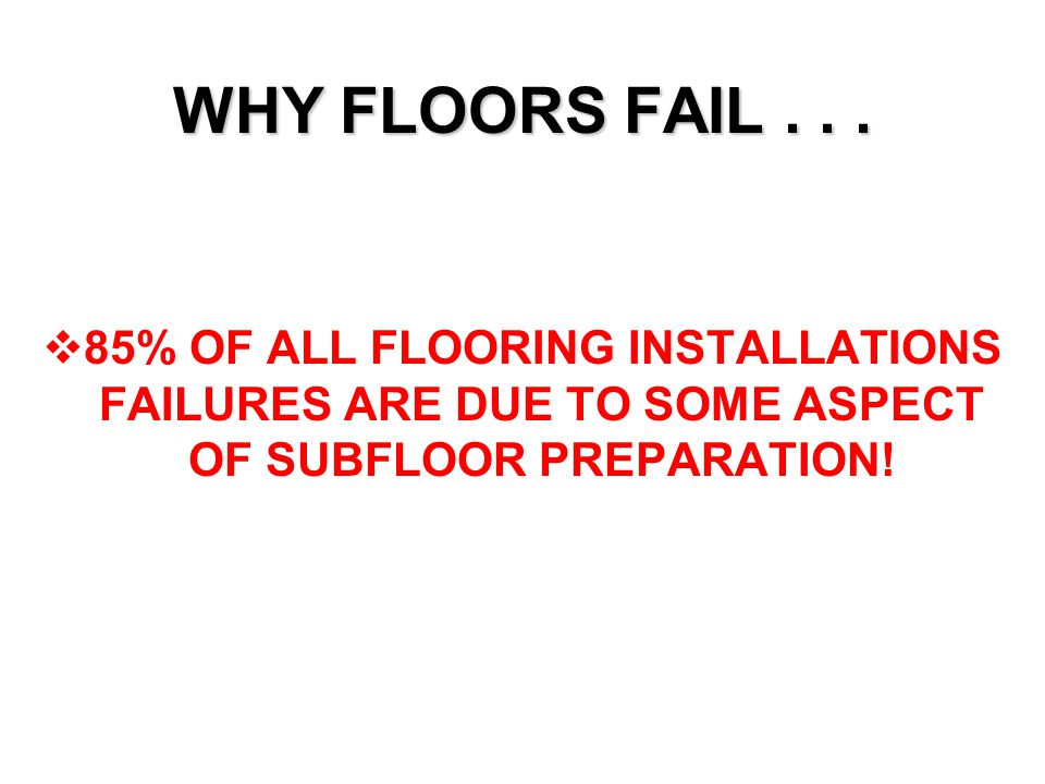 Selecting a Patching Material Ramping/Sloping Material Fluid consistency that is easily screeded but can maintain slope.