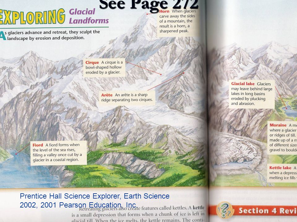 13 See Page 272 Prentice Hall Science Explorer, Earth Science 2002, 2001 Pearson Education, Inc.