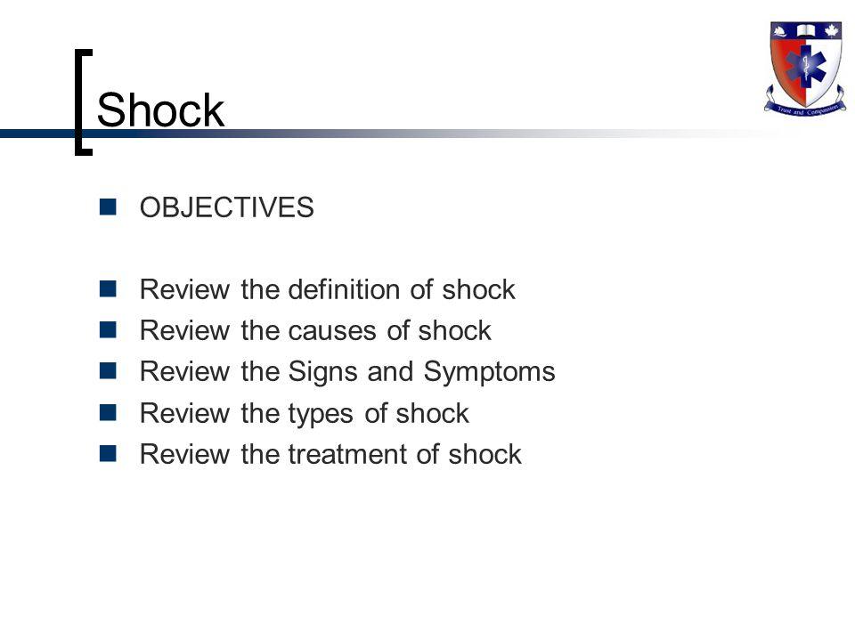 Non- traumatic Shock