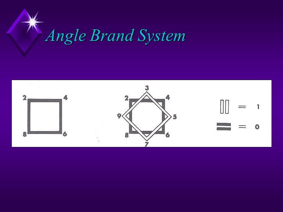 Angle Brand System