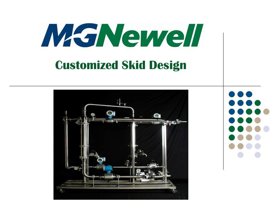 Customized Skid Design