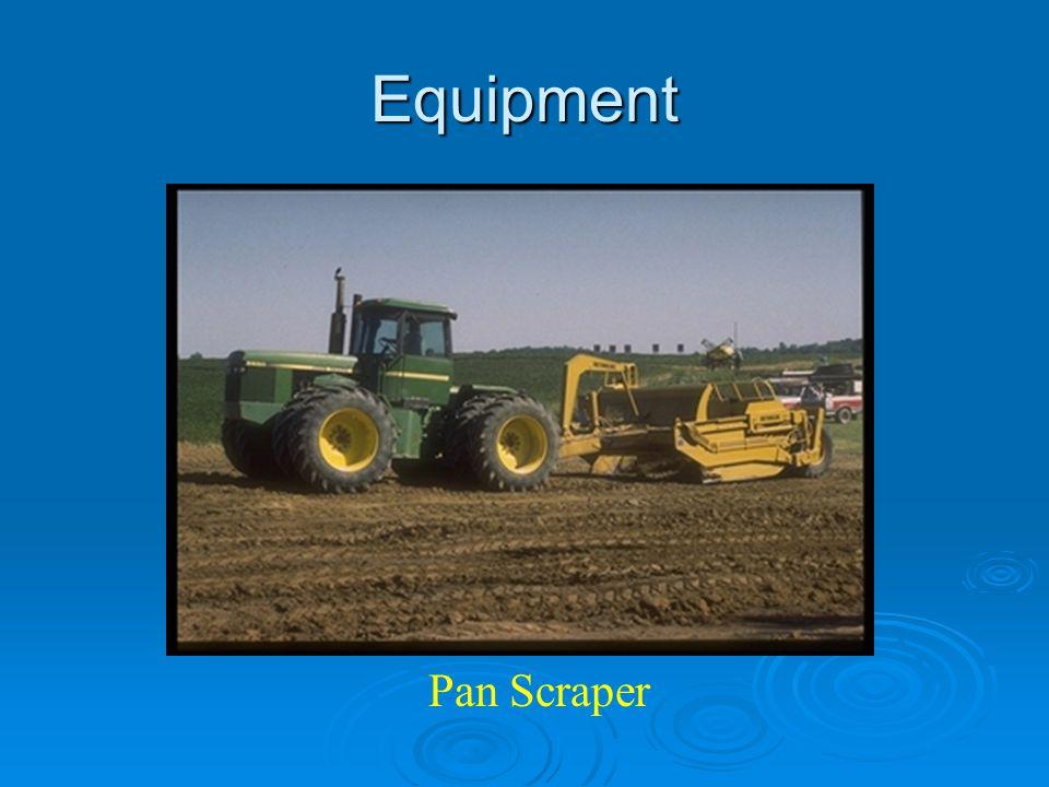Equipment Pan Scraper