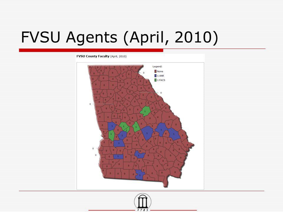 FVSU Agents (April, 2010)