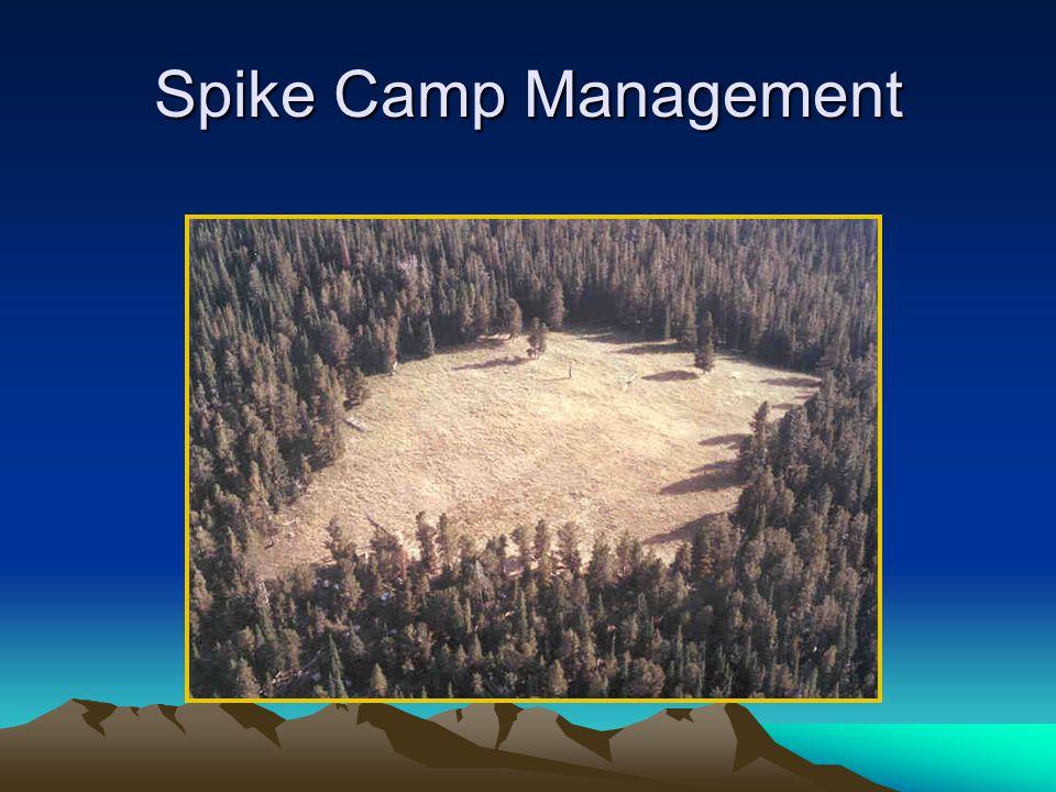 Spike Camp Management