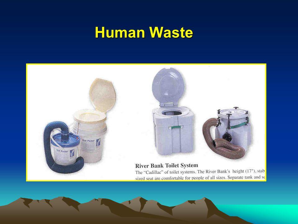 Human Waste