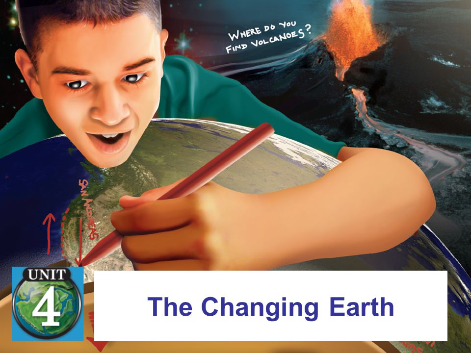 The Changing Earth