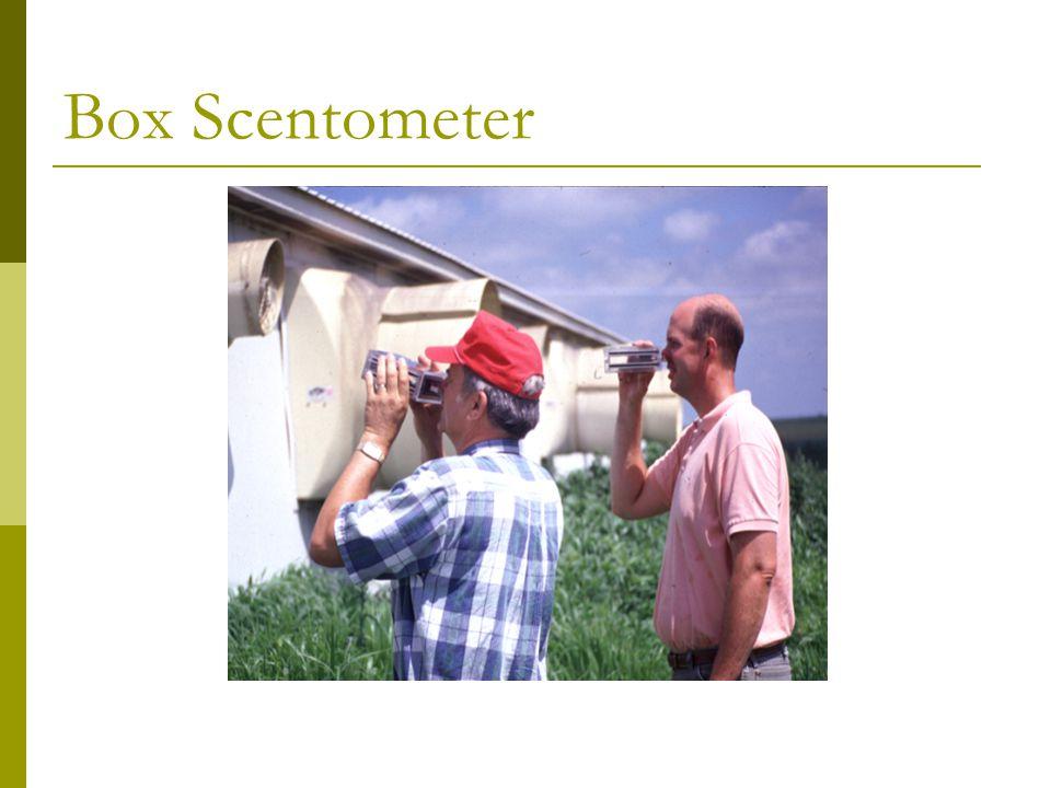 Box Scentometer