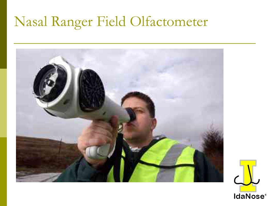 Nasal Ranger Field Olfactometer IdaNose 