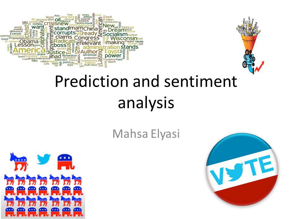 Measuring public opinion through social media?