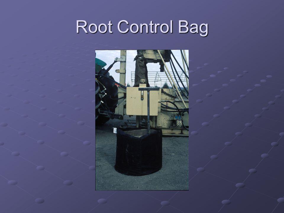 Root Control Bag