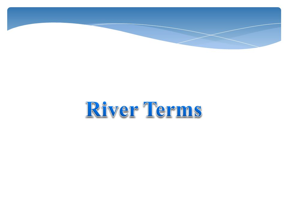 1.Name the river and the city of this case study.