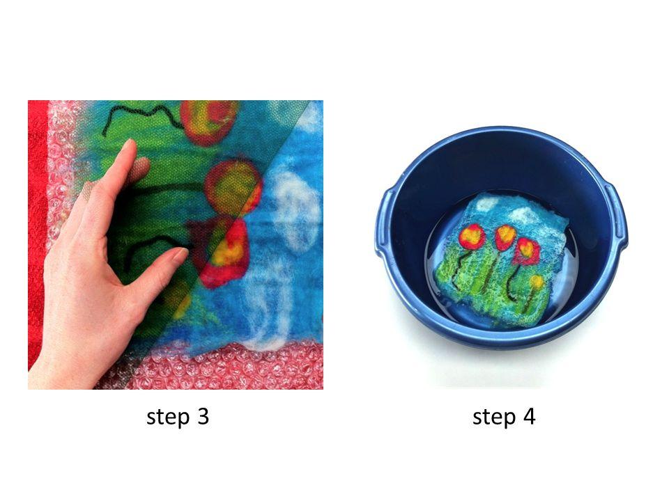 step 3step 4