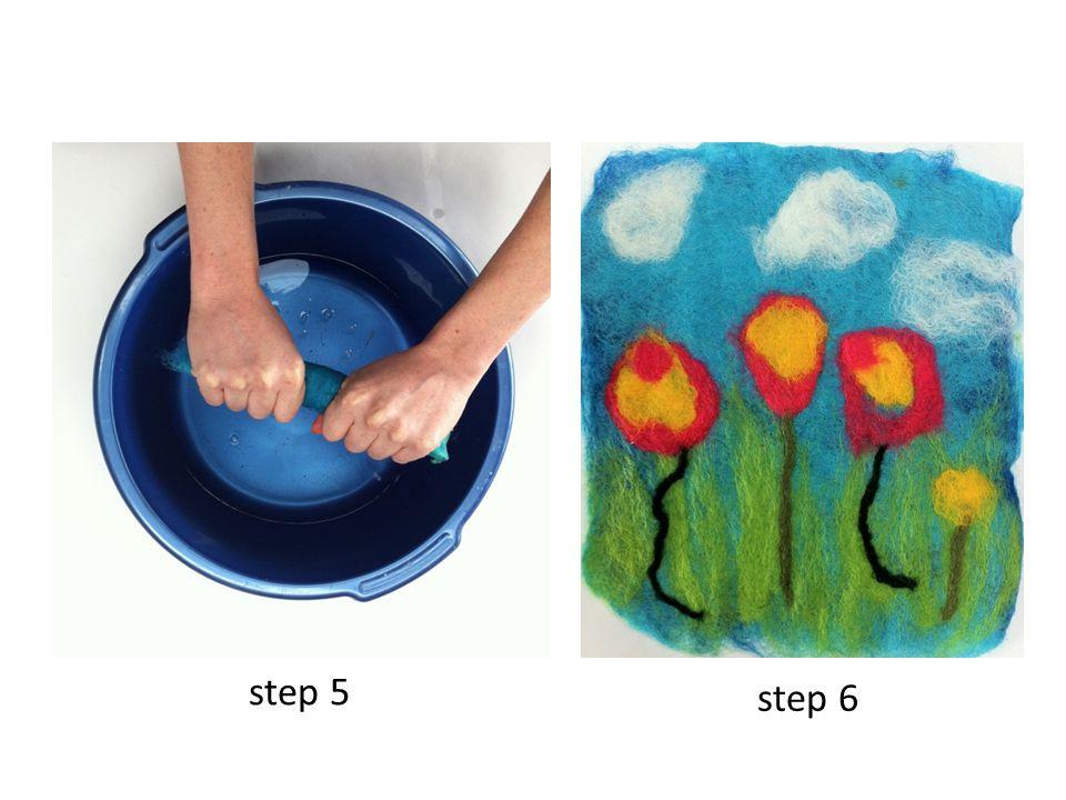 step 5 step 6