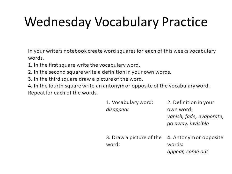 Wednesday Grammar Irregular Plural Nouns Special plural forms such as men, children, feet, and teeth, as well as fish and deer.