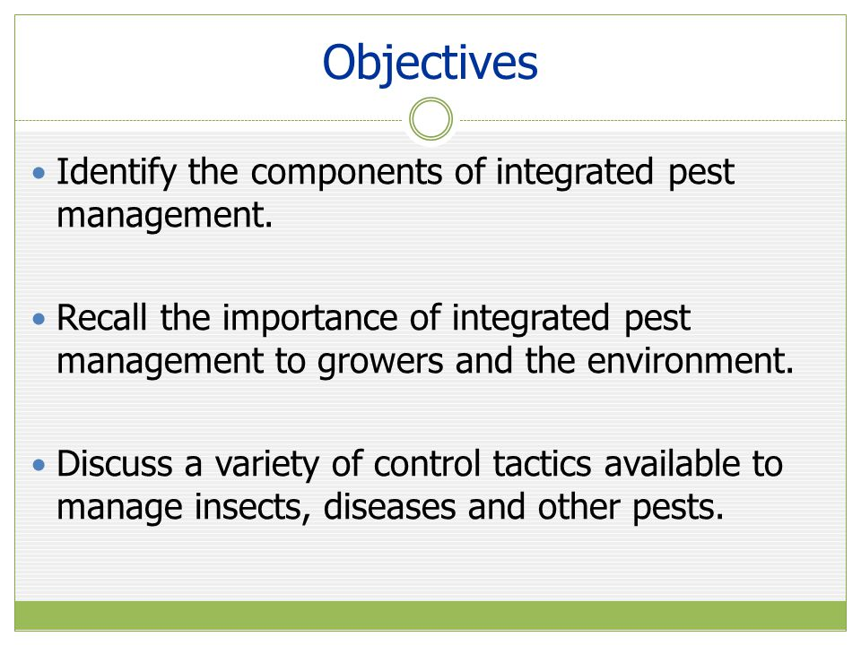High Tunnel and Insects High tunnels create a unique environment  May lead to different insect and disease pests than greenhouse or field production Even with these differences, the generalities of Integrated Pest Management apply