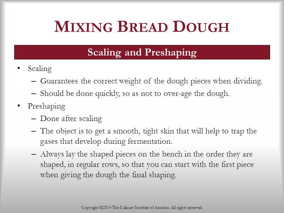 Copyright ©2014 The Culinary Institute of America.
