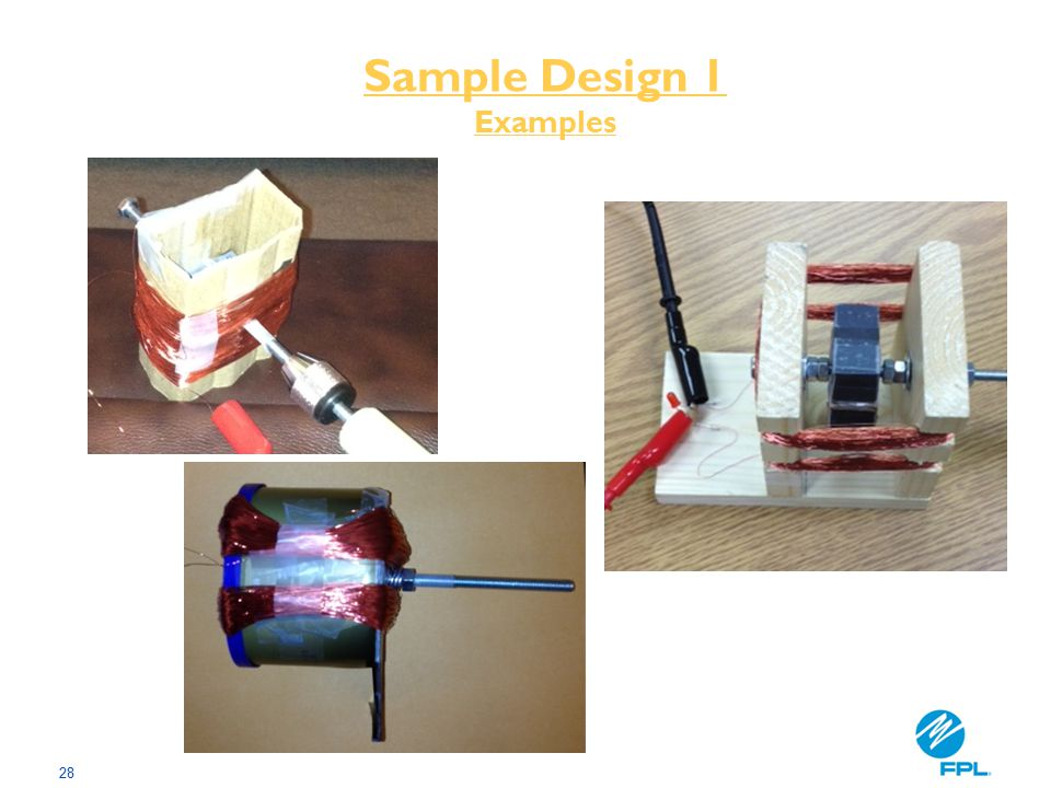 28 Sample Design 1 Examples