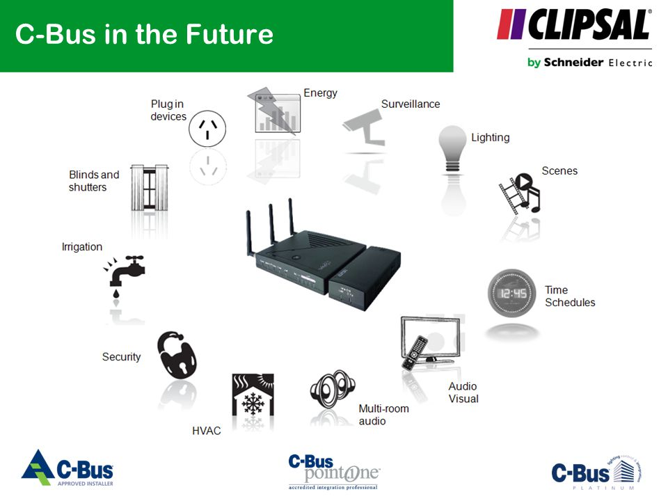 C-Bus in the Future