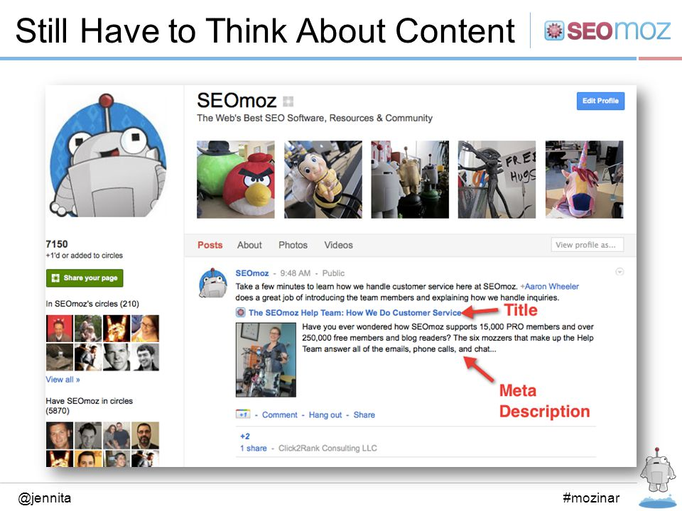 Still Have to Think About Content @jennita#mozinar