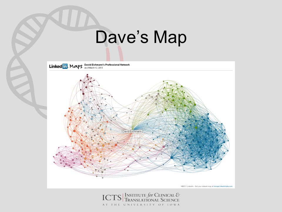 Dave's Map