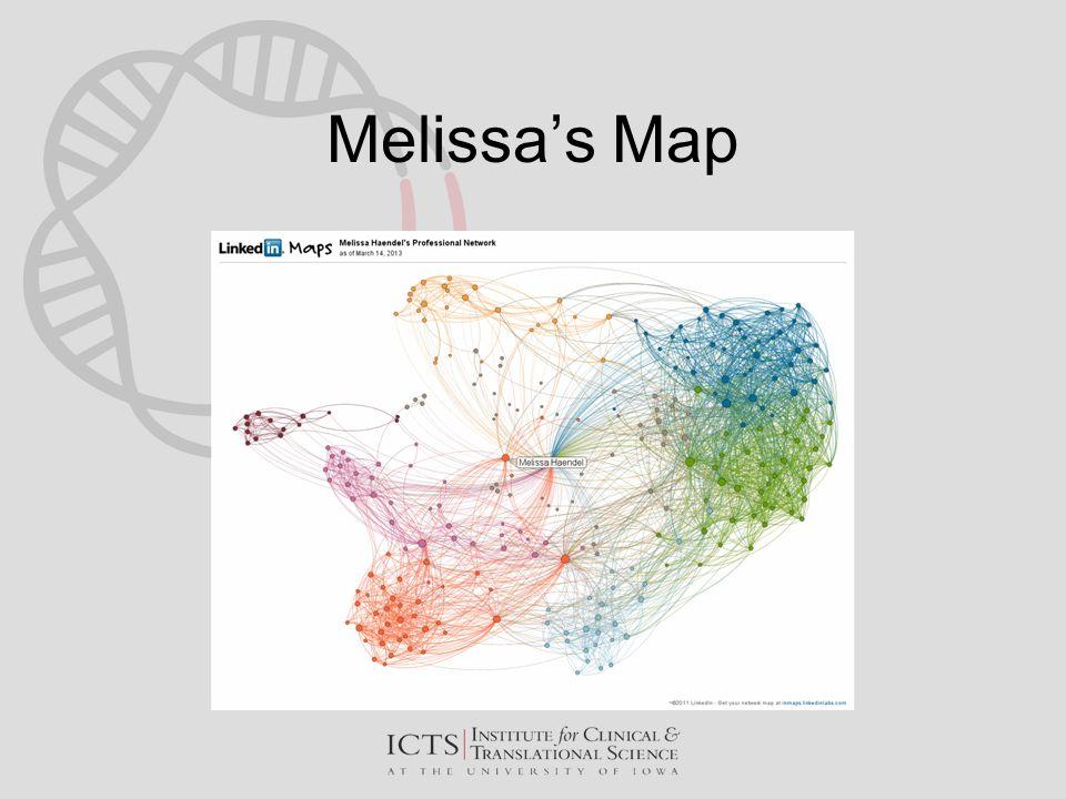Melissa's Map
