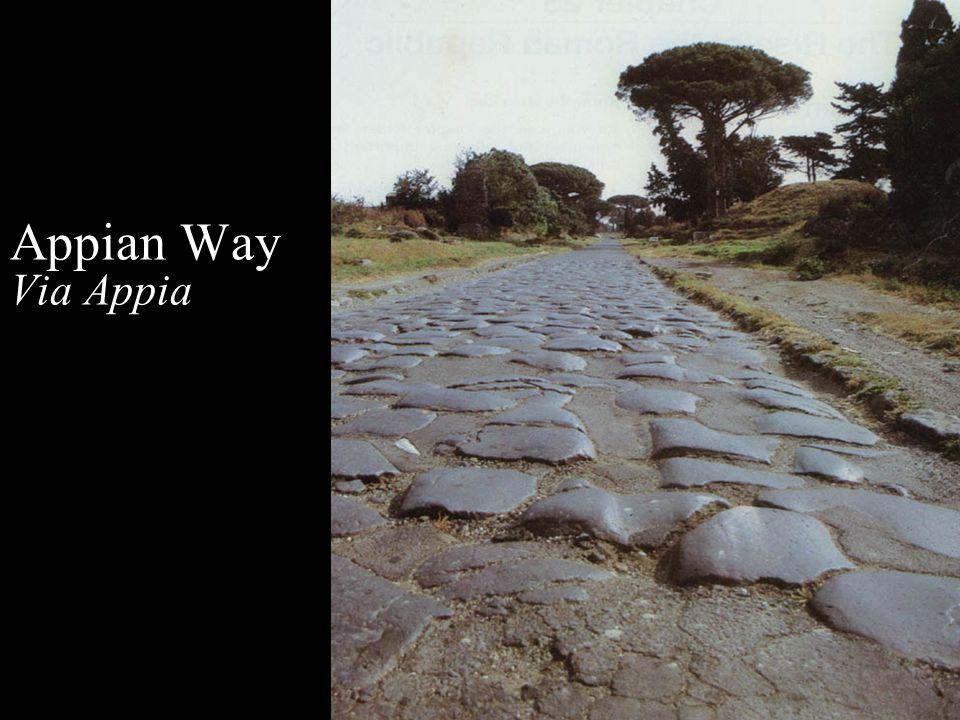 Appian Way Via Appia