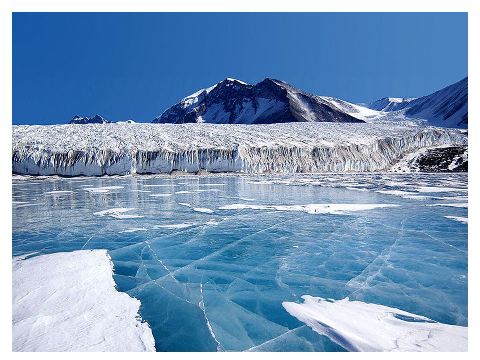 Glaciers pick up rocks and the soil under it, causing erosion.