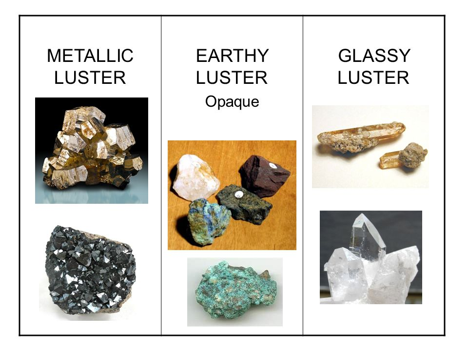 You can scratch minerals with a hardness of 2 or less with a fingernail.