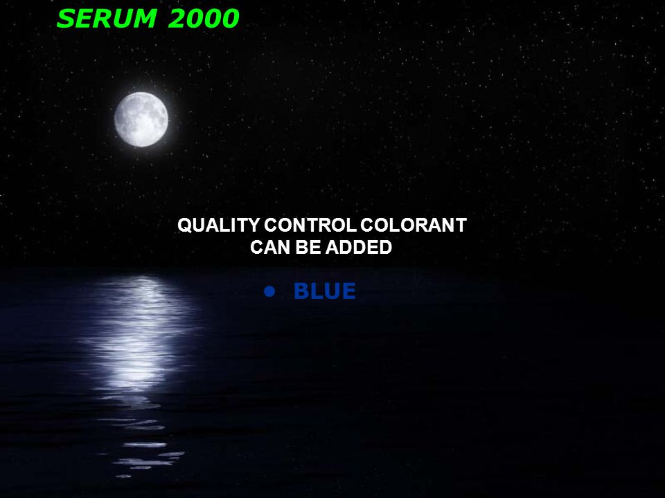 SERUM 2000 CAN BE APPLIED TO: EXISTING STRUCTURES NEW CONSTRUCTION -PROTECTS AGAINST FUTURE DAMAGE -RELEAVES YOUR MOLD DAMAGE LIABILITY