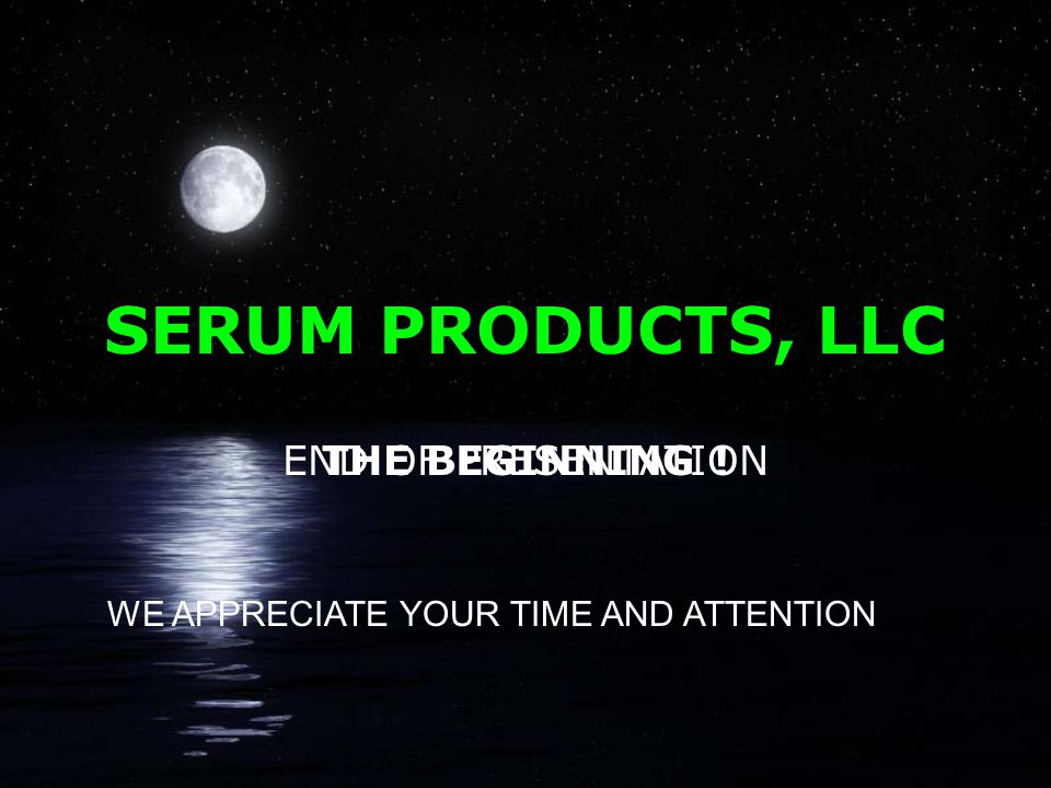 THE SERUM SYSTEM CALL TODAY FOR MORE INFORMATION: 1 (866) 477-6078 SPECIFY TO ALL YOUR CONTRACTORS THE SERUM SYSTEM LOWERS COST OF REMEDIATION WHETHER ITS MOLD, SEWAGE BACK UP, WATER DAMAGE, SMOKE OR STAINS REDUCES LABOR DURING CLEAN UP PHASE TECHNOLOGY OF THE FUTURE AVAILABLE NOW