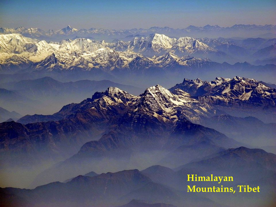  Himalayan Mountains, Tibet