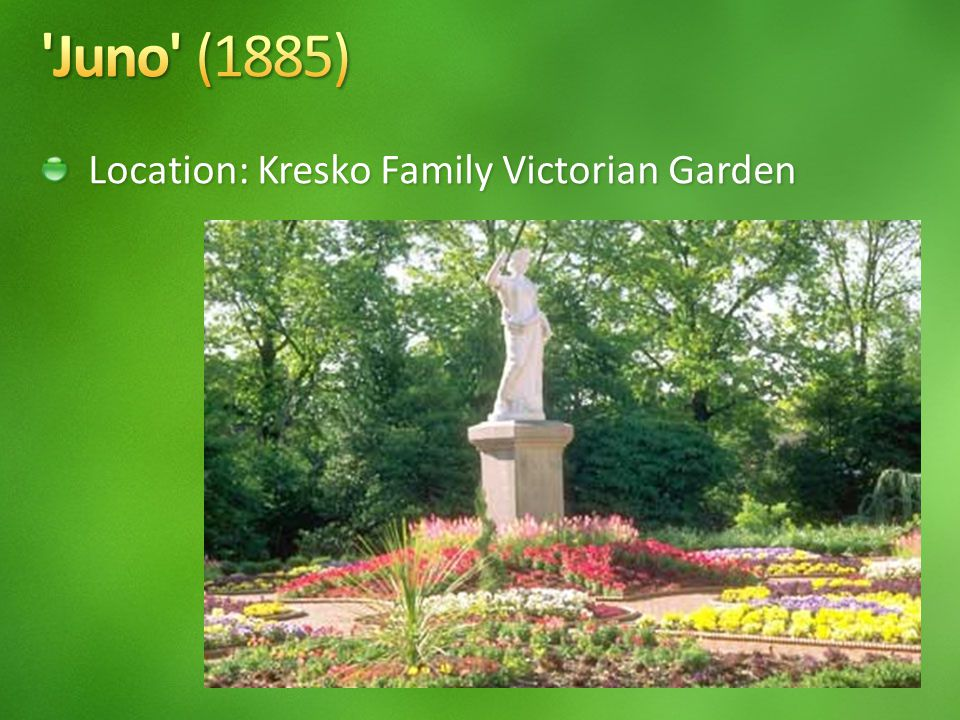 Location: Kresko Family Victorian Garden