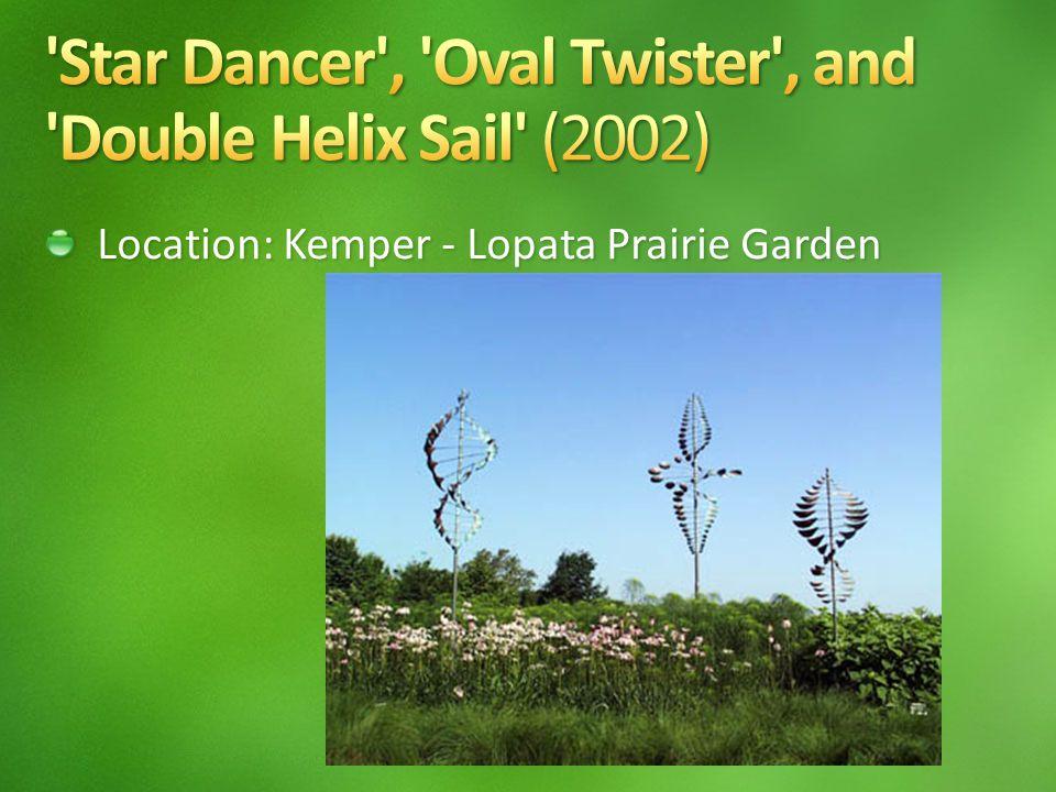 Location: Kemper - Lopata Prairie Garden