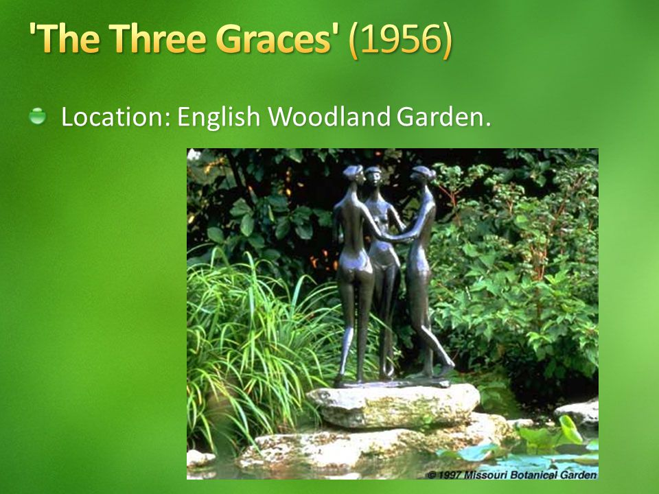 Location: English Woodland Garden.