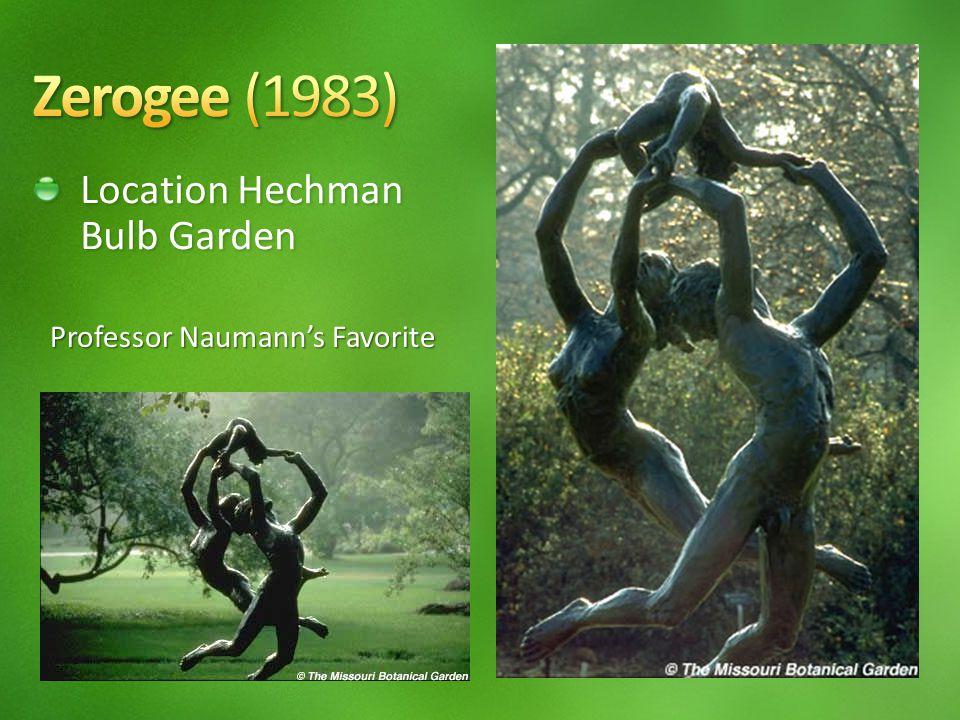 Location Hechman Bulb Garden Professor Naumann's Favorite