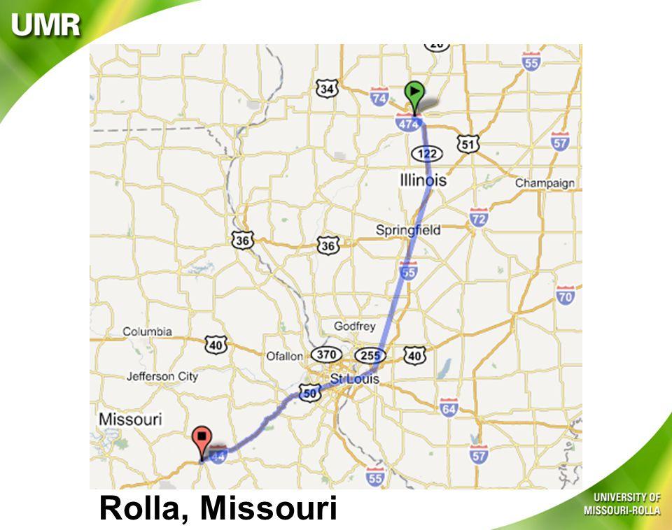 Rolla, Missouri