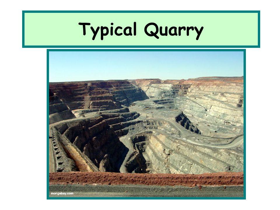 Typical Quarry