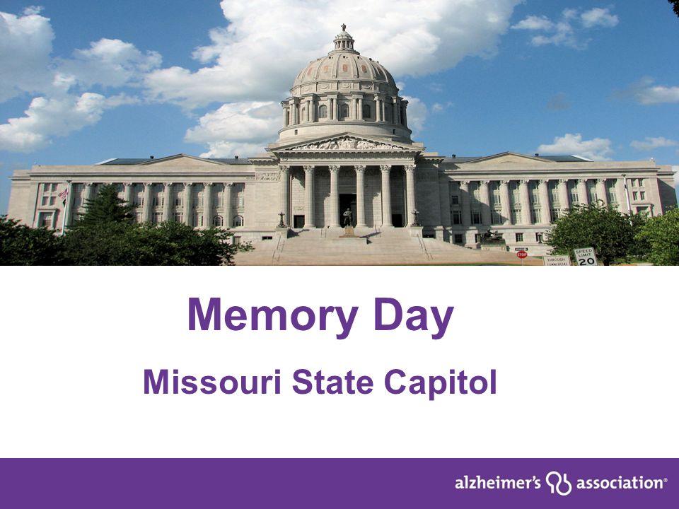 Memory Day Missouri State Capitol