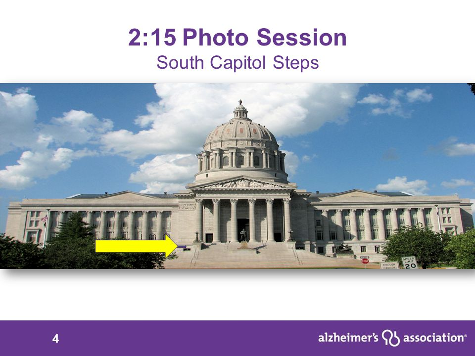 4 2:15 Photo Session South Capitol Steps
