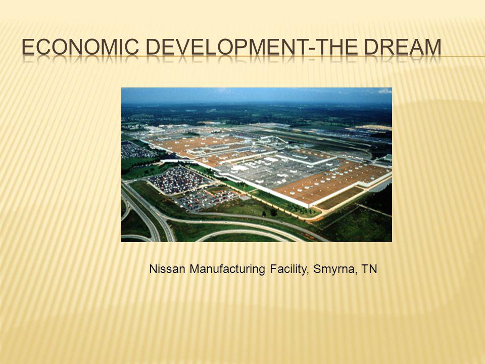 Nissan Manufacturing Facility, Smyrna, TN