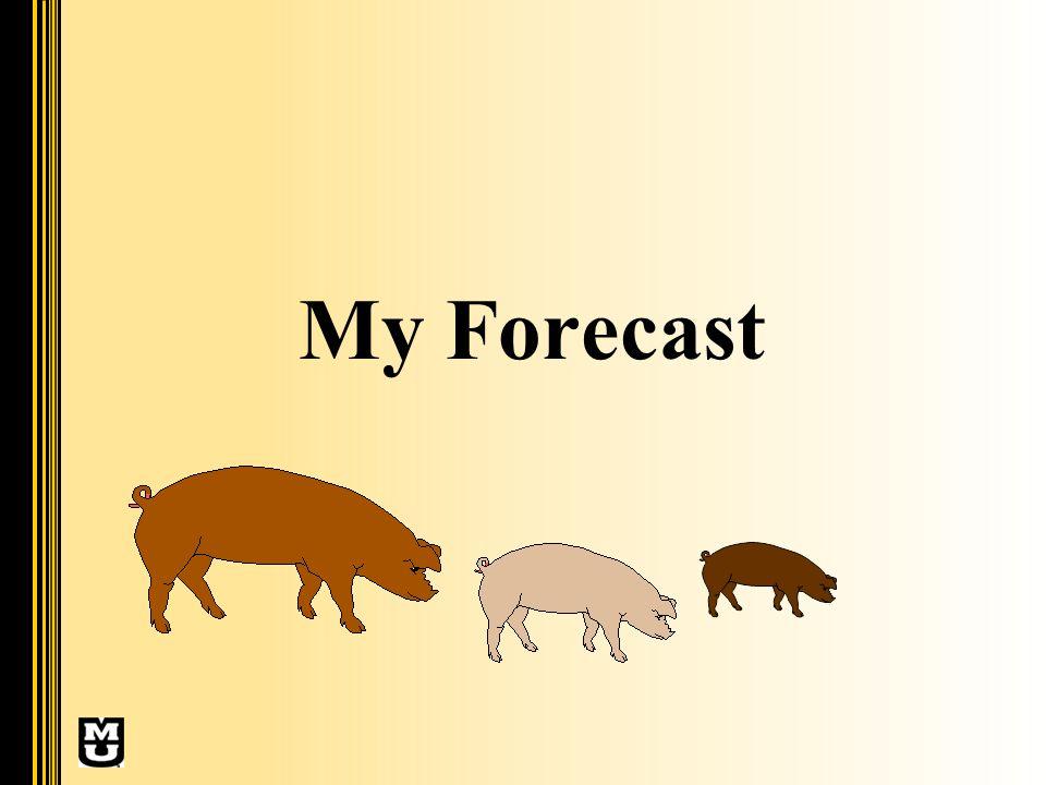 My Forecast