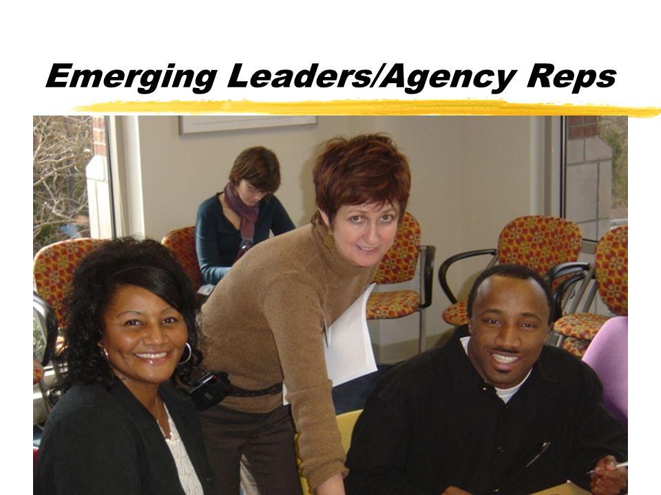 Emerging Leaders/Agency Reps