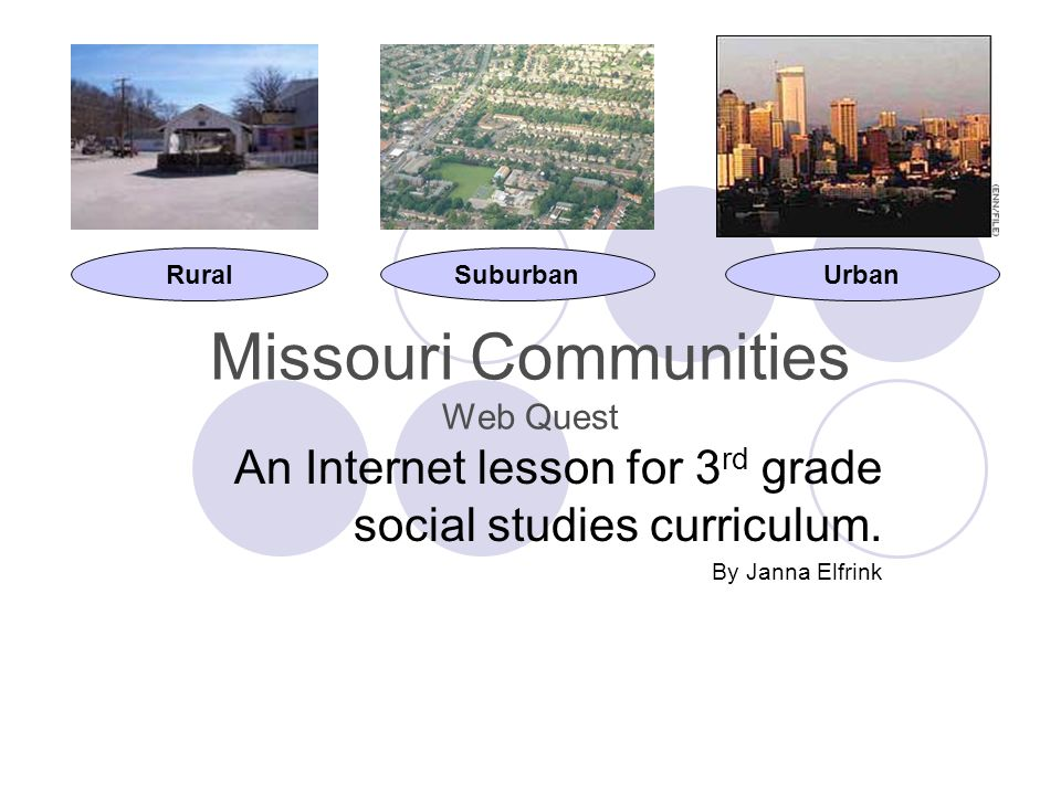 Your Mission YOU have been hired by the Missouri Department of Tourism as a consultant.