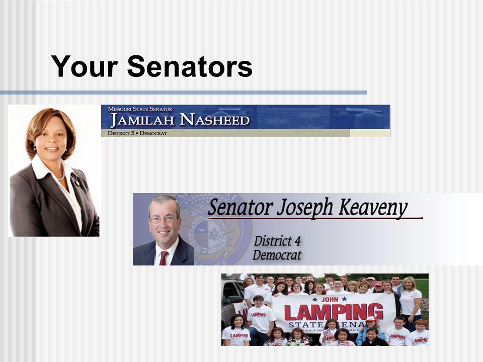 Your Senators