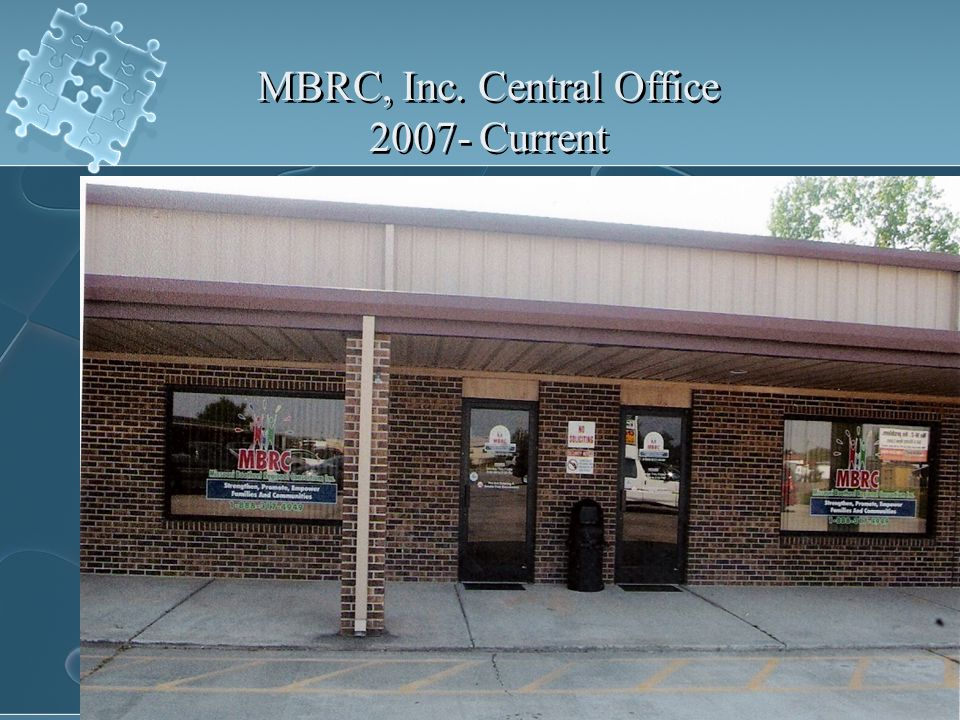 28 First Office: Sept, 1997 - 319 North St.Sikeston Second Office 127 E.