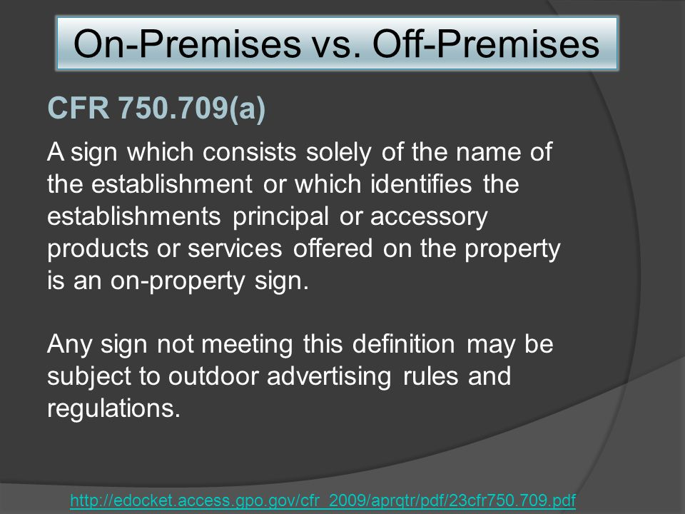 Changeable message signs, including digital/LED display CEVMS, are acceptable for conforming off-premise signs if found to be consistent with the Federal State Agreement and with acceptable & approved State regulations, policies & procedures.