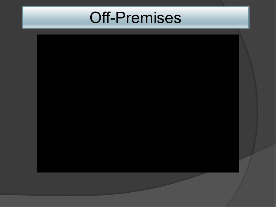 Off-Premises
